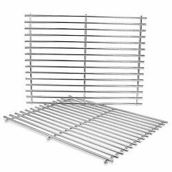 26 1/2andrdquo Stainless Steel Grill Grates For Mater Forge 1010037 ,1010048 Gas Grill