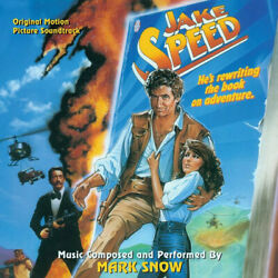 Mark Snow – Jake Speed Original Motion Picture Score 2009 Bsx Records New Cd