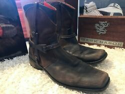 Mark Nason Mens Boots Size 11 Stored Collection Best Price