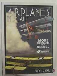 Airplanes In Scale - World War One By Accion Press - Fantastic Illustrations