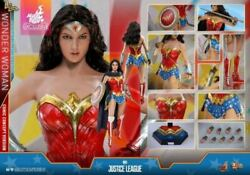 Prompt Decision New Unopened Hot Toys Wonder Woman Comic Book Limited Edition