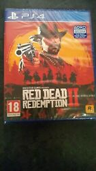 Red Dead Redemption 2 Ps4 New Sealed