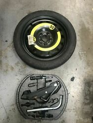 Seat Leon 2012-2022 16 Space Saver Spare Wheel Jack And Spanner Free Pandp