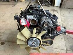 6.0l Lq4 V8 Engine Lift Out Swap W Accessories - Unable To Test 144k