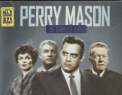 Perry Mason The Complete Series Dvd Box Set Brand New Free Shipping
