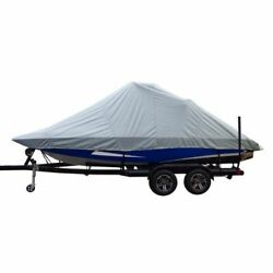 Carver 82122p-10 Poly-guard Specialty Boat Cover For 22.5and039 New