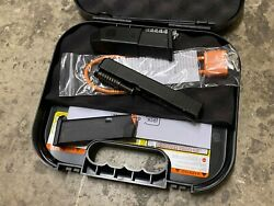 Glock 43x 9mm Factory Complete Slide Assembly Magazines Case Cleaning Tools More
