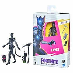 Hasbro New Lynx Fortnite Victory Royale 6-inch Action Figure