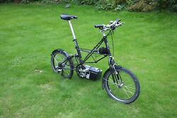 Moulton Apb 27 Pashley Bicycle 531 Early 21st Century Just Pre- Tsr