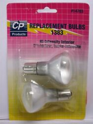 Cp Products 147031383 Lot Of 2 Replacement Bulbs Hi Intensity Interior New
