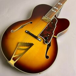 Dand039angelico Excel Exl-1 Sunburst Guitar From Japan Nwp123