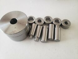 Coin Ring Punch And Spacer Set Punch A Hole In A Coin Jewelry Making Tools