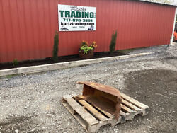 1996 Case 580 12quot; Ditching Bucket For Tractor Loader Backhoes $650.00