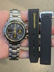 Omega Speedmaster Racing 40mm 326.32.40.50.06.001 Stainless With Gray Dial Watch