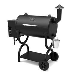 Z Grills Zpg-550b 2020 Upgrade Wood Pellet Grill And Smoker, 6 In 1 Bbq Grill Auto