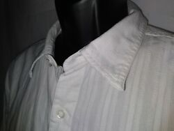 The Territory Ahead Mens Xlt Off White Button Down Ls Casual Shirt Cotton