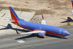 Airplane Door From Southwest Boeing 737-500 Over Wing Emergency Exit