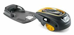 Mcculloch 967059825 Robot Mower Automatic Rob R1000 1000 M Andsup2 Wide 6 11/16in