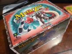 Signed 1/1 Metazoo Kickstarter 1st Edition Booster Box Artist Auction Not Sealed