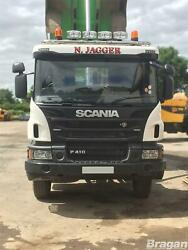 To Fit Pre 09 Scania Pgr Series Daylow Truck Roof Bar + Spot + Beacon + Airhorn
