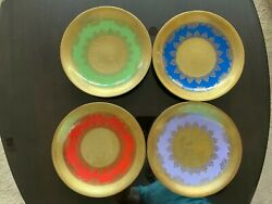 The Four Seasons Plate Collection From Reco, Limited Edition Made In W Germany