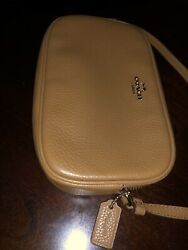 coach leather crossbody bags for women $60.00