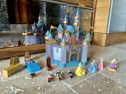 Disney Castle Collection Sounds And Lights