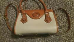 Vintage Dooney and Bourke Dr#x27;s Bag Speedy With Strap $99.00