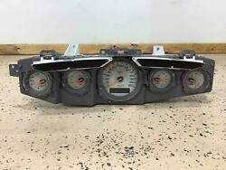 97-02 Plymouth Chrysler Prowler Speedometer Cluster 150mph 37k Tested