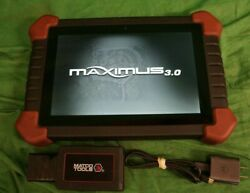 Matco Tools Maximus 3.0 Tablet Diagnostic Scan Tool And Ds601 Diagnosis Terminal
