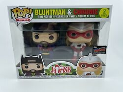 Funko Pop Bluntman And Chronic 2 Pack 2019 New York Comic Con Exclusiveandnbspofficial