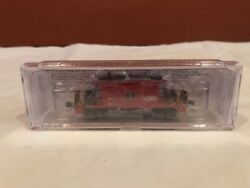 N Scale Blueford 21080 Short Body Bay Window Caboose Illinois Rditc 805 New