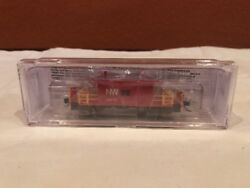 N Scale Blueford 23010 Transfer Caboose Long Roof Norfolkandwestern Rd518711 New