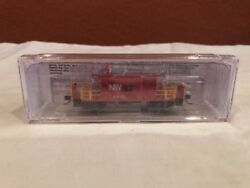 N Scale Blueford 23011 Transfer Caboose Long Roof Norfolkandwestern Rd518741 New