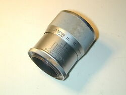 Leitz Leica Zooan 16495 Focusing Mount For Hector 135 Mm Photo Photographie