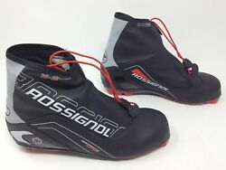 Rossignol X-8 Classic Performance Mens Us 9 Eu 43 Cross Country Ski Boots Used