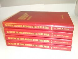 Collecting The Edged Weapons Of The Third Reich Signed Ltc Thomas M. Johnson