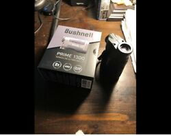 Bushnell Engage Hunting Laser Rangefinder Le1700sbl With Carrying Case New
