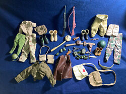 Huge 12 Inch 8 Inch Action Figure Accessories Mixed Lot