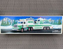 Hess Truck And Helicopter - Original Box - 1995
