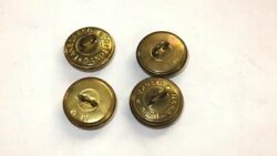 Empire Of Japan Police Class Insignia Old Army Badge Buttons Military Antique