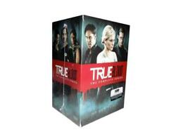True Blood The Complete Series 33 Dvd Box Set Brand New Free Shipping