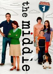 The Middle Complete Series Seasons 1-9 Bundled 27 Dvd Set New Free Shipping
