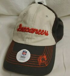 Tampa Bay Buccaneers Nfl Team Apparel Womenand039s Ballcap New With Tags