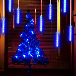 Led String Light Waterproof Garden Outdoor Decor Home Party Christmas Tree Decor