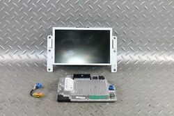 16-17 F150 8 Display Touchscreen Touch Screen Navigation Sync 3 Module Oem