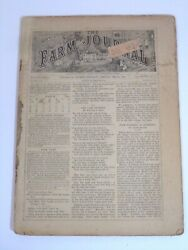The Farm Journal March 1913 Vintage Articles amp; Advertising