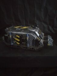Wargaming Iron Bot Tank 3d Resin Printed Well Painted And Bits