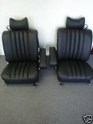 W111 Body Mercedes Benz Seat Covers 220se250se280se Vinyl Front And Rear