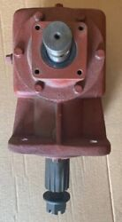 Bobcat Brushcat 60 Gearbox For Brush Cutters / Skid Steer Mowers. Replacement
